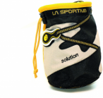 La Sportiva Chalk Bag Solution Schwarz-Beige, One Size -Farbe Ice-Black, One Siz