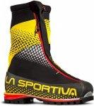 La Sportiva G2 SM Schwarz, Gore-Tex® EU 42 -Farbe Black -Yellow, 42