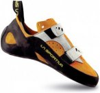 La Sportiva Jeckyl VS Weiß-Orange, Kletterschuh, EU 34 -UK 2 -US Mens 3 -US Wom