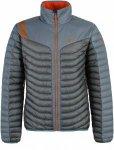 La Sportiva Mens Combin Down Jacket Grau, L, Herren Daunenjacke