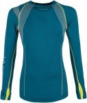 La Sportiva Mens Troposphere 2.0 Long Sleeve Blau, L, Herren Langarm-Shirt ▶ %