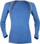 La Sportiva Troposphere 2.0 Long Sleeve Blau, Herren Langarm-Shirt Herren Langar