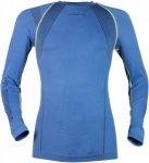 La Sportiva Troposphere 2.0 Long Sleeve Blau, Male Langarm-Shirt, XL