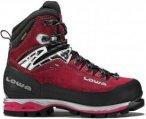 Lowa Mountain Expert Gtx® Evo Rot, Female Gore-Tex® EU 40 -Farbe Beere -Schwar