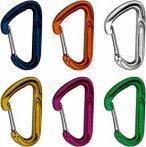 Mammut Wall Light Sixpack | Größe One Size |  Einzelkarabiner
