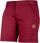 Mammut Massone Shorts Rot, Damen Shorts, 36
