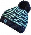 Marmot Rosalie Hat Blau, Damen Mütze, One Size Damen Mütze ▶ %SALE 35%