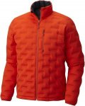 Mountain Hardwear Stretchdown DS Jacket Orange, Herren Daunen Freizeitjacke, XL