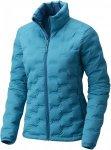 Mountain Hardwear Stretchdown DS Jacket Blau, Female Daunen Freizeitjacke, M
