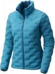 Mountain Hardwear Stretchdown DS Jacket Blau, Female Daunen Freizeitjacke, L