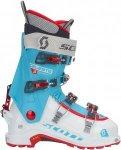 Scott Womens CELESTE III SKI BOOT, White -Bermuda Blue,
