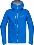 Norrona Bitihorn Gore-Tex Active 2.0 Blau, Male Gore-Tex® Regenjacke & Hardshel