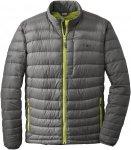 Outdoor Research Transcendent Sweater Grau, Herren Daunen Daunenjacke, S