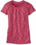 Outdoor Research Flyway S/S Shirt Pink, Damen Kurzarm-Shirt, XL