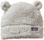 Patagonia Baby Furry Friends Hat Weiß, Polartec® Accessoires, 5T