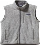 Patagonia Better Sweater Vest Grau, Male Fleeceweste, M