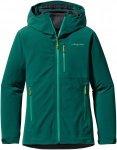 Patagonia Kniferidge Jacket Grün, Damen Polartec® Softshell, M