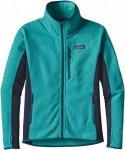 Patagonia Performance Better Sweater Jacket Blau, Female Polartec® Fleecejacke,