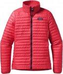 Patagonia Down Shirt Pink, Damen Daunen Daunenjacke, L