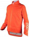 POC Avip Rain Jacket Orange, Herren Jacke, XS