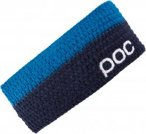 POC Crochet Headband Blau, Stirnbänder, One Size