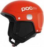 POC Kids Pocito Skull Light Orange, XS-S -Farbe Fluorescent Orange, XS-S
