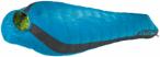 Salewa Fusion Hybrid +4 Blau, Daunen Daunenschlafsack, 210 cm -RV rechts