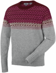 Salewa Fanes Wool Sweater Grau, Herren Freizeitpullover, L