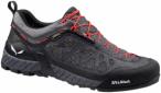 Salewa Firetail 3 Gtx® Schwarz, Herren Gore-Tex® Hiking-& Approach-Schuh, UK 9
