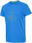 Salewa Pedroc Dry Shortsleeve Tee Blau, Herren Kurzarm-Shirt, S