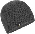 Salewa Sarner Wool Beanie Grau | Größe One Size |  Kopfbedeckung