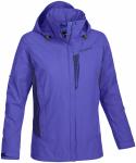 Salewa Clastic 2 Powertex Jacket Blau, Damen Freizeitjacke, 40