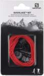Salomon Quicklace KIt Rot, Schuh-Zubehör, One Size