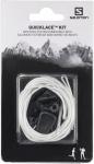 Salomon Quicklace KIt Weiß, Schuh-Zubehör, One Size