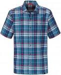 Schöffel Bischofshofen Shirt Blau, Herren Kurzarm-Shirt, Größe Mens -Farbe Mo