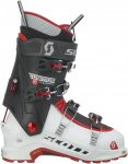 Scott Mens COSMOS II SKI BOOT, White -Black,