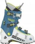 Scott Superguide Carbon Ski Boot (Modell Winter 2016) Blau-Weiß, Herren Touren-