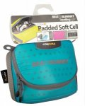 Sea to Summit Padded Soft Cell Small Blau, Reisetasche, 1l