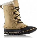 Sorel Caribou Slim Schwarz, Female EU 37 -Farbe Curry -Black, 37
