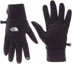 The North Face Etip Glove (Modell Sommer 2018) Schwarz, Herren Fingerhandschuh,