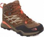 The North Face Hedgehog Hike Mid Gtx® Braun, Damen Gore-Tex® Wanderschuh, EU 4