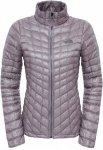 The North Face Thermoball Jacket Grau, Damen Daunen Jacke, S