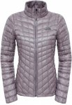 The North Face Womens THERMOBALL JACKET, Quail Grey,