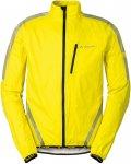 Vaude Mens Luminum Performance Jacket Gelb | Herren Regenjacke