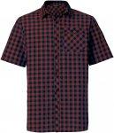 Vaude Mens Sonti Shirt II (Modell Sommer 2018) | Herren Kurzarm-Hemd