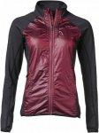 Yeti Barra Jacket Rot-Schwarz, Damen Freizeitjacke, L