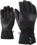 Ziener M Goloso PR Glove Schwarz | Größe 9.5 | Herren Fingerhandschuh