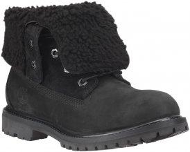 Timberland W Authentics Teddy Fleece Fold-Down Boot   Größe US 9 / EU 40 / UK 7   Damen Winterstiefe