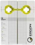 Ergon - Pedal Cleat Tool Schuhplatteneinstellhilfe - SPD Grau | Cleats