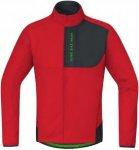 Gore Bike Wear Power Trail Windstopper Softshell Thermo Radjacke - M